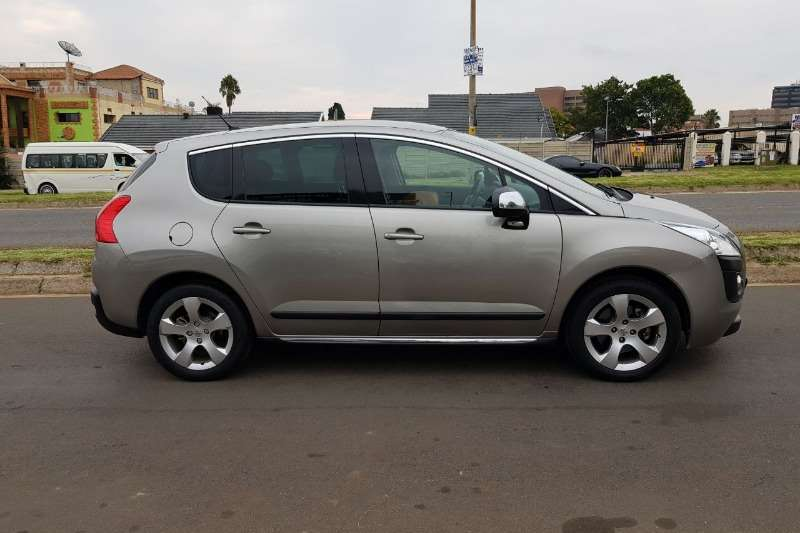 2010 peugeot 3008 1 6t active crossover suv petrol fwd manual cars for sale in gauteng. Black Bedroom Furniture Sets. Home Design Ideas