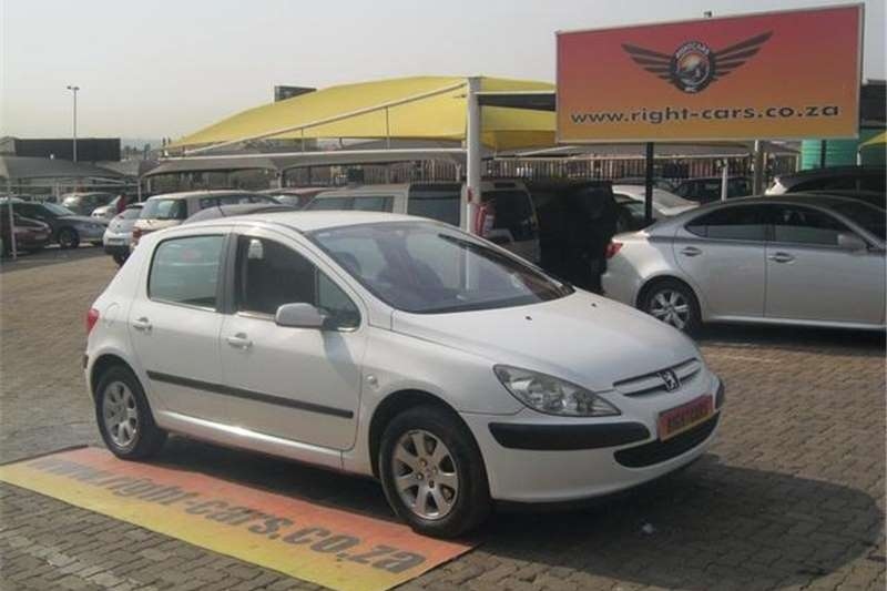 2002 peugeot 307 1.6 xr cars for sale in gauteng | r 39 900 on auto mart