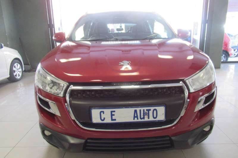 2013 Peugeot 4008 2.0 AWD Active