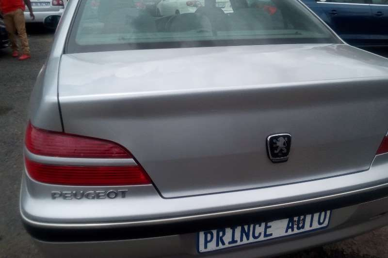 2004 peugeot 406 2 0 auto cars for sale in gauteng r 51 000 on auto mart. Black Bedroom Furniture Sets. Home Design Ideas