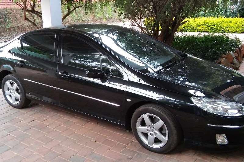 2005 peugeot 407 407 2.0hdi st executive cars for sale in gauteng