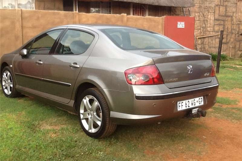 2005 peugeot 407 cars for sale in gauteng | r 60 000 on auto mart