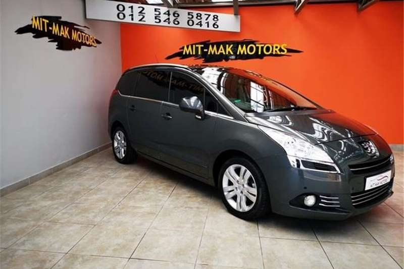 2011 peugeot 5008 1.6t allure cars for sale in gauteng | r 119 900