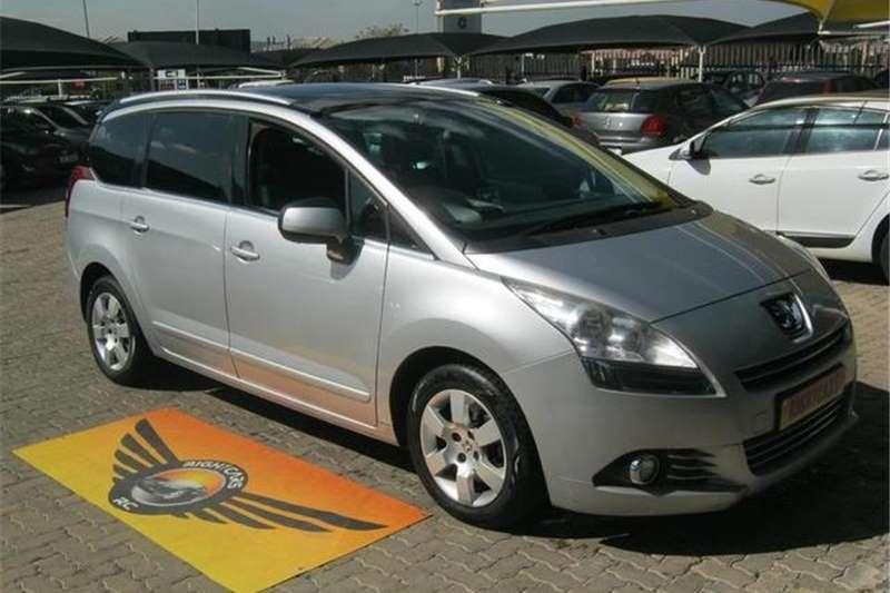 Peugeot 5008 1.6T Allure 2012