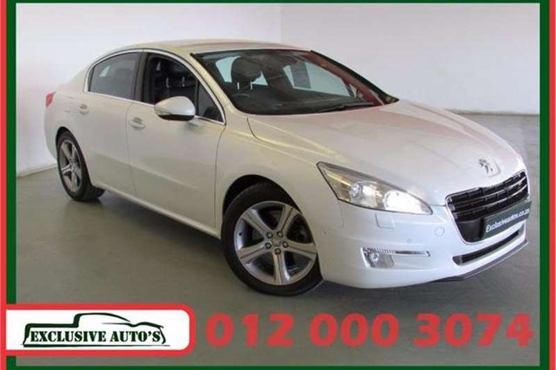 2011 Peugeot 508 508 22hdi Gt Cars For Sale In Gauteng R 139 900