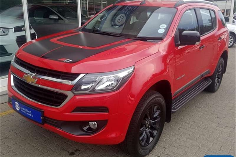 Polaris Trailblazer 2.8D 4x4 LTZ Z71 2016