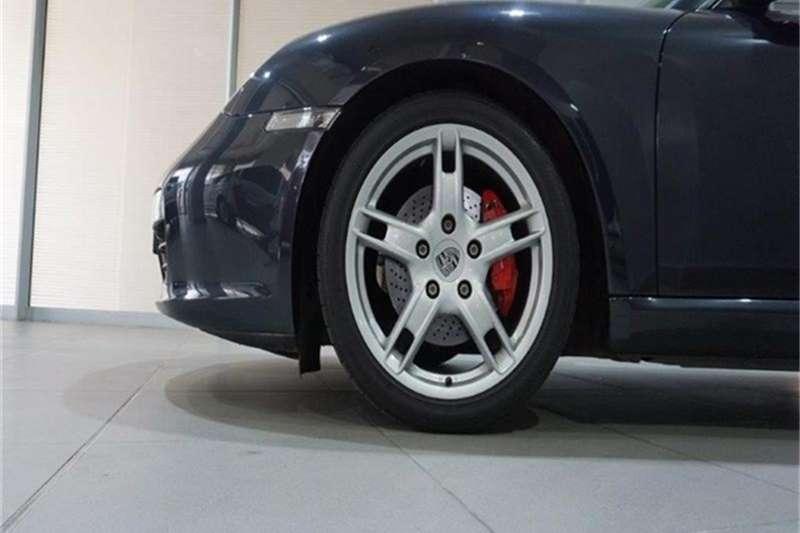 Porsche Boxster 3.4 S 2007