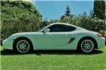 Porsche Cayman auto 2007