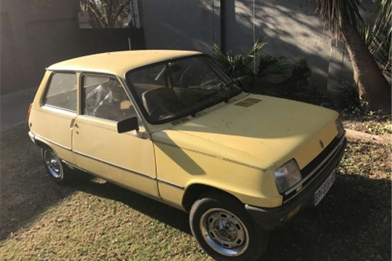Renault 5 for sale