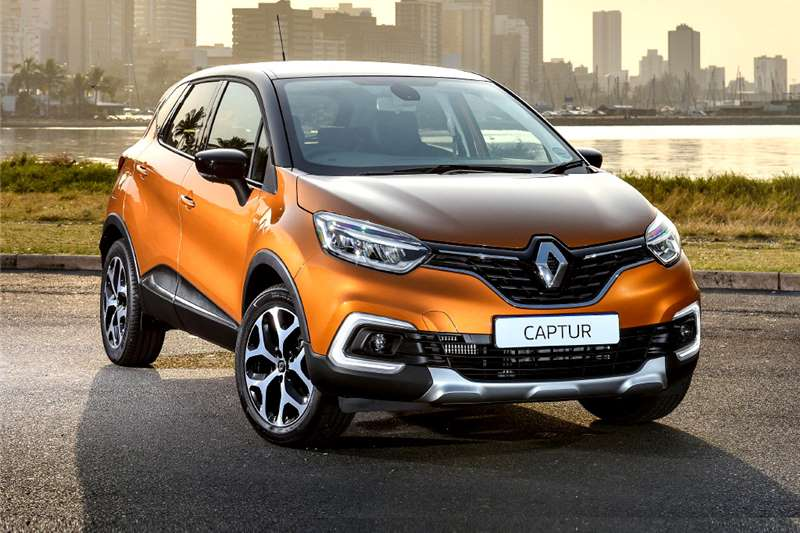 2018 Renault Captur 66kw Turbo Dynamique Crossover Suv Petrol