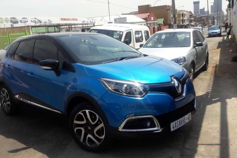 2016 Renault Captur 66kW dCi Dynamique