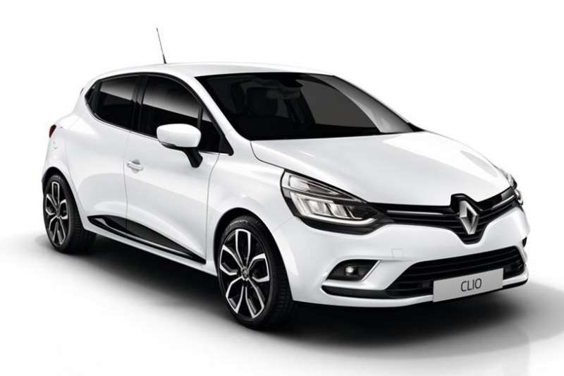 2018 renault clio 66kw turbo authentique hatchback for Clio bianco avorio