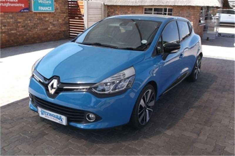 2013 renault clio clio 66kw turbo dynamique cars for sale in gauteng