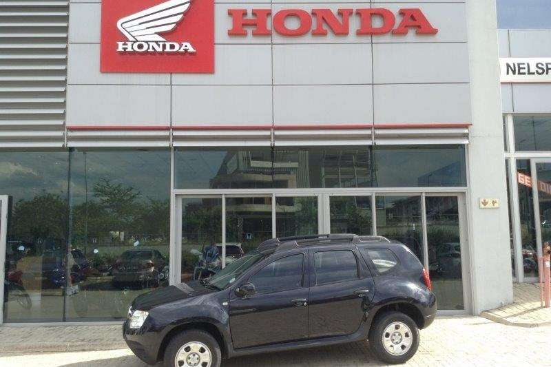 Renault Duster 1.6 Expression 2013