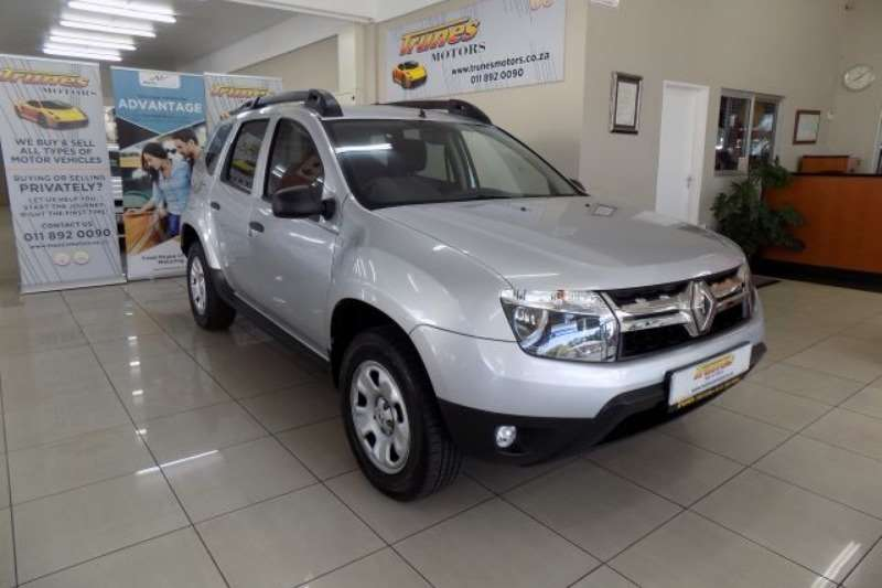 Renault Duster 1.6 Expression 2016