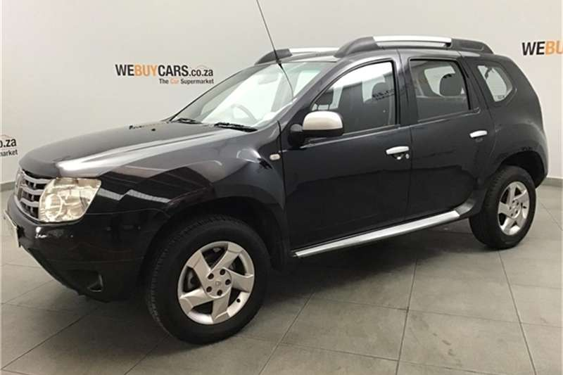 2013 Renault Duster