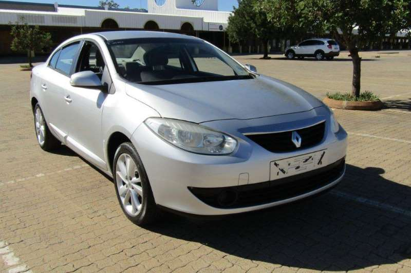 2013 Renault Fluence 1.6 Expression