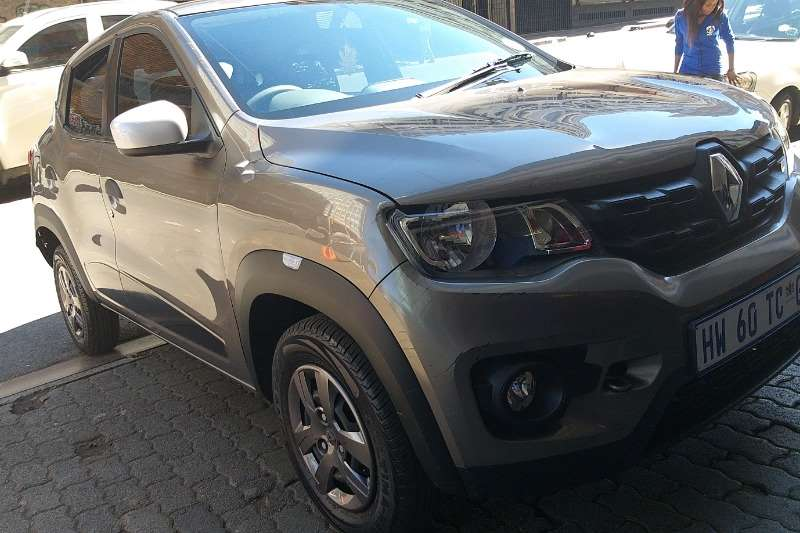 0 Renault Kwid 1.0 Expression