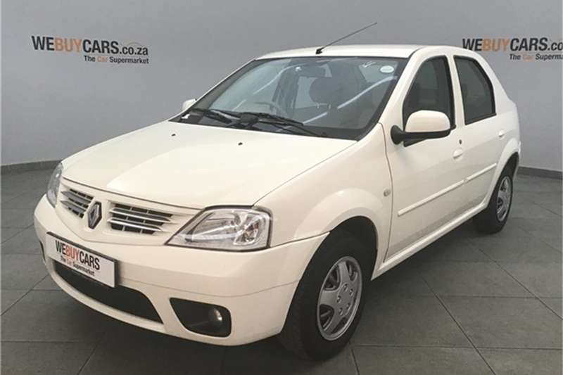 Renault Logan 1.6 Expression 2010