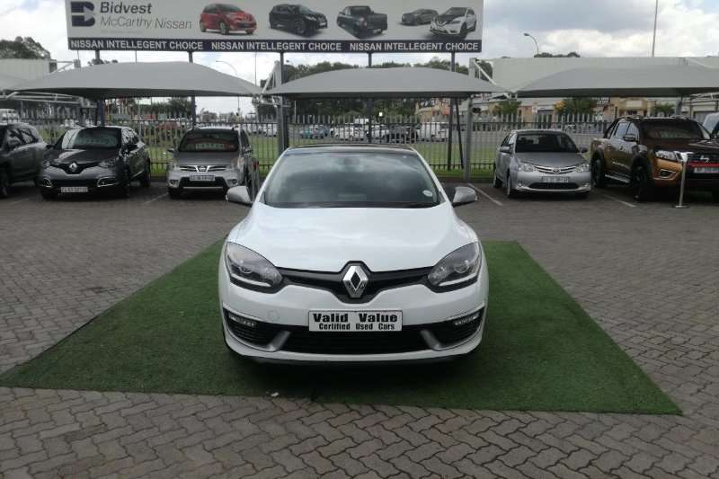 Renault Megane Coupe 1.4TCe GT Line 2015