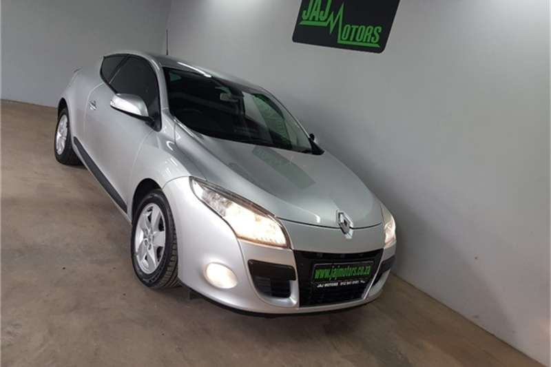 2012 Renault Megane Coupe Megane coupe 1.6 Expression