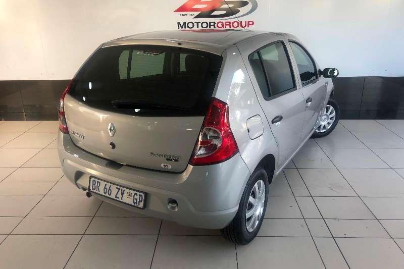 Renault Sandero 1.4 Ambiance 2012