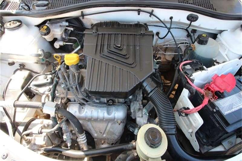 Renault Sandero 1.4 Ambiance 2014