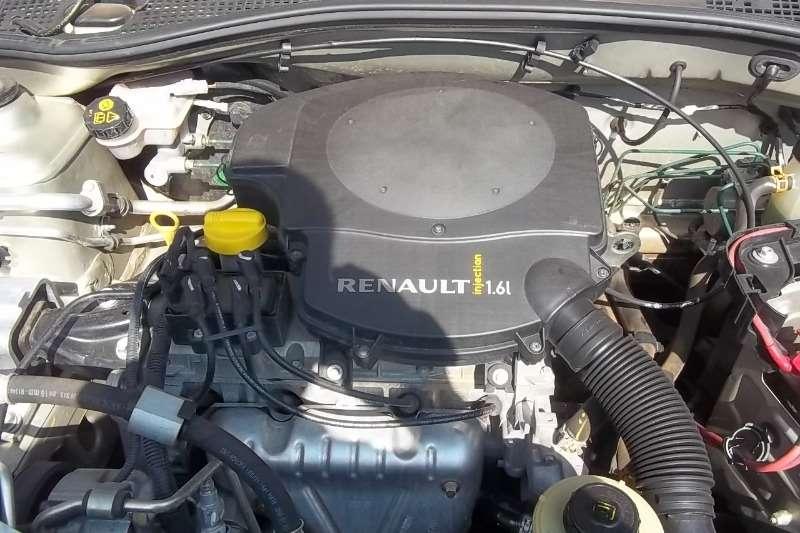 Renault Sandero 1.6 Dynamique 2012