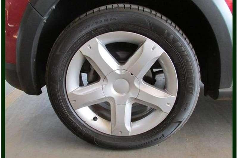Renault Sandero 1.6 Expression 2012