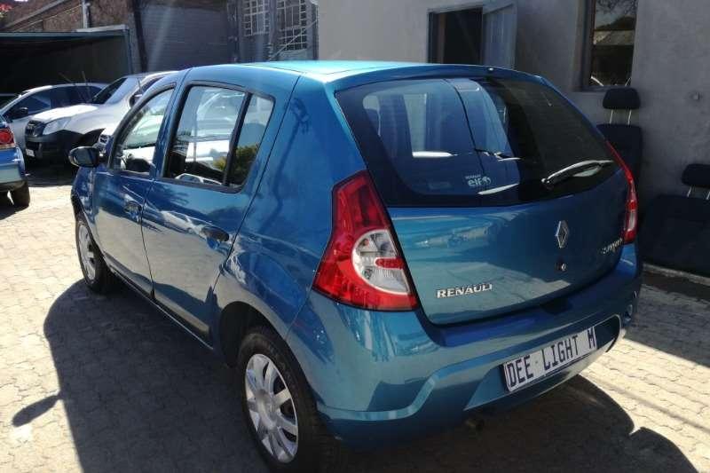 Renault Sandero 1.6 Expression+ Pack 2010