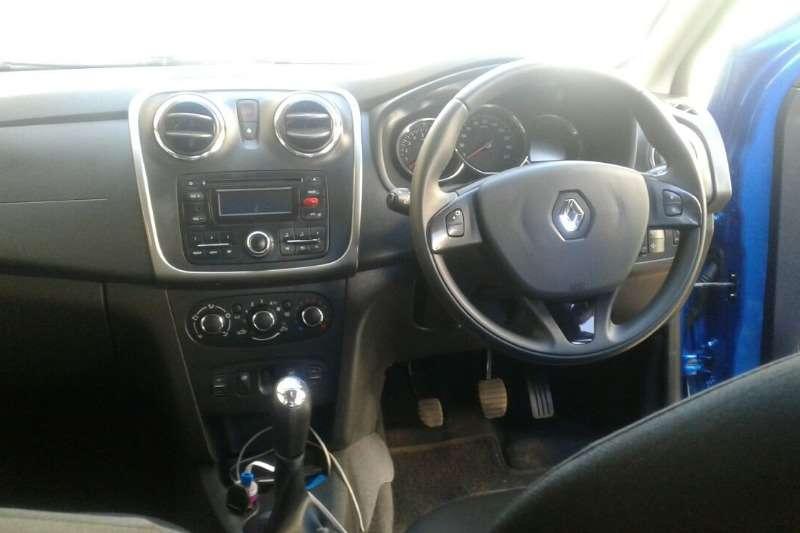 Renault Sandero 1.6 Stepway 2016