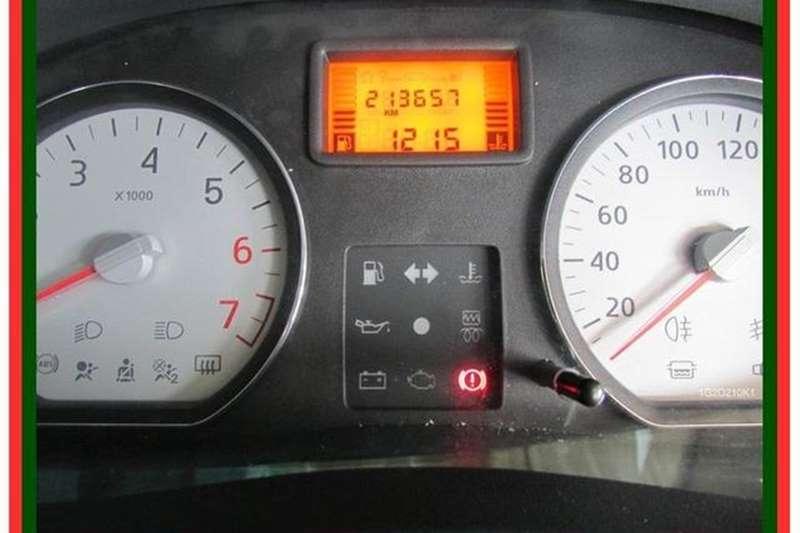 Renault Sandero 1.6 United 2011