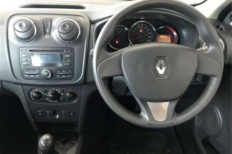 Renault Sandero 66kW Turbo Dynamique 2014