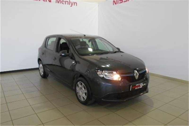 Renault Sandero 66kW turbo Expression 2017