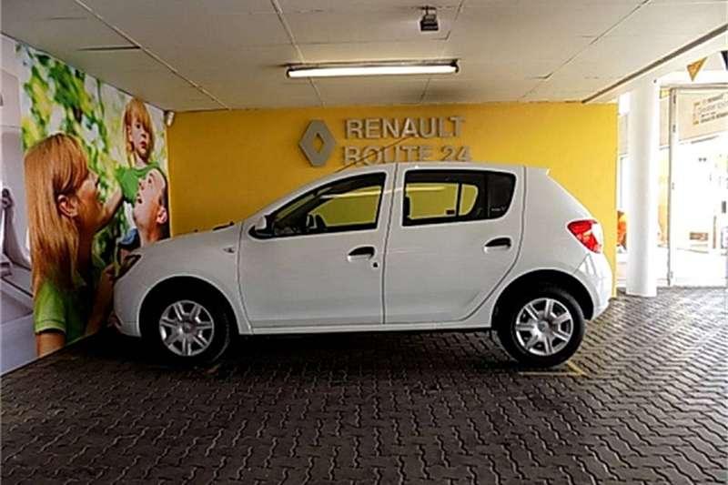 Renault Sandero 66kW turbo Expression 2017