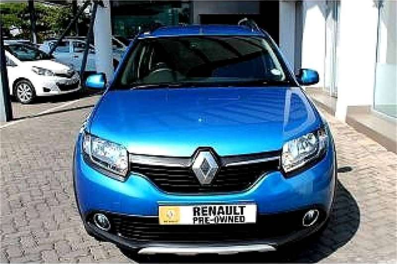 Renault Sandero 66kW turbo Stepway 2015