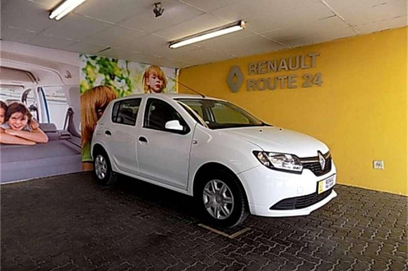 2017 Renault Sandero