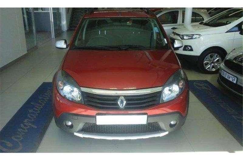 Renault Sandero Stepway 1.6 2014