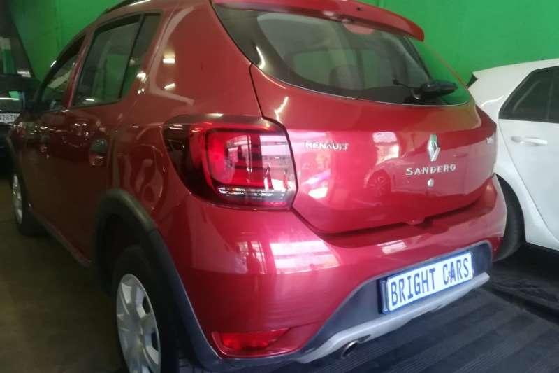 Renault Sandero Stepway 66kW turbo 2017