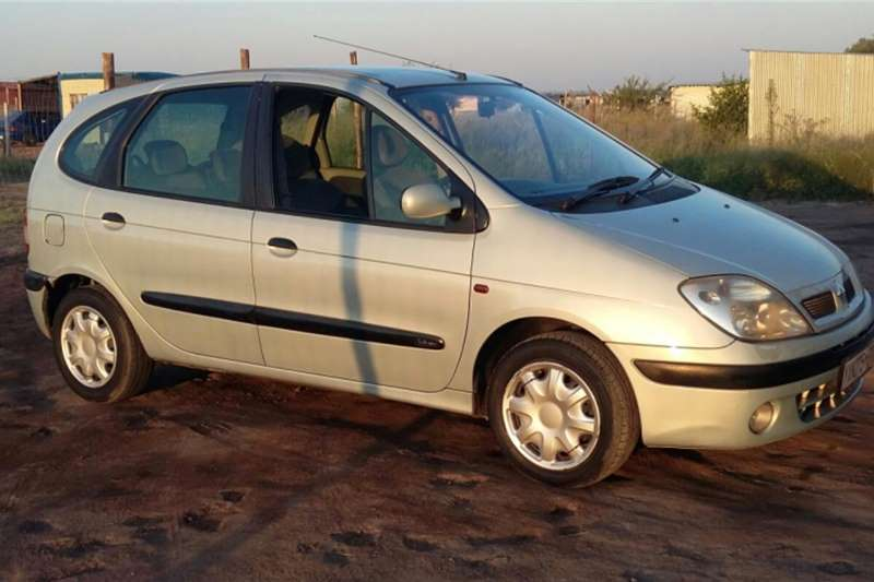 2004 renault scenic cars for sale in gauteng r 37 000 on auto mart. Black Bedroom Furniture Sets. Home Design Ideas