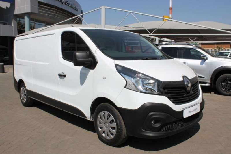 e1b87a813a 2018 Renault Trafic Trafic 1.6dCi panel van Cars for sale in Gauteng ...