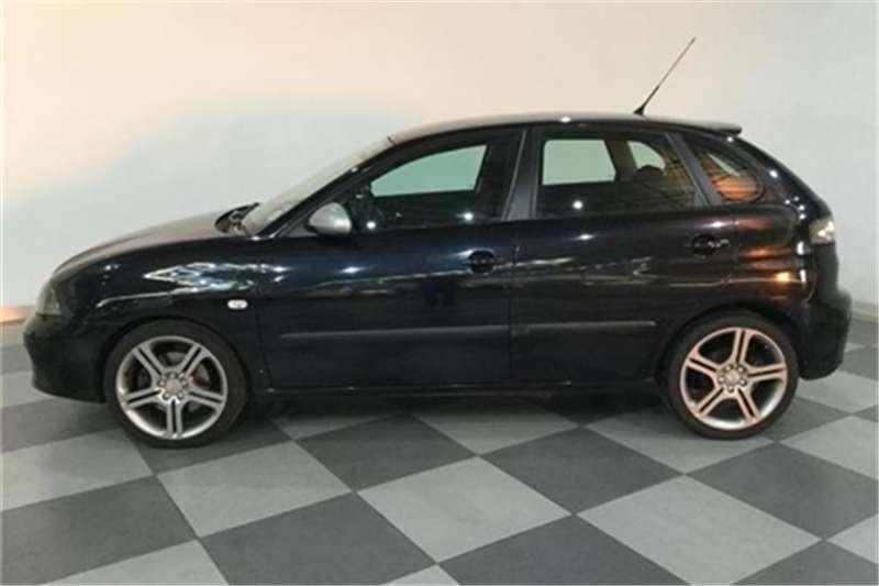Seat Ibiza 1.9TDI FR 5 door 2007