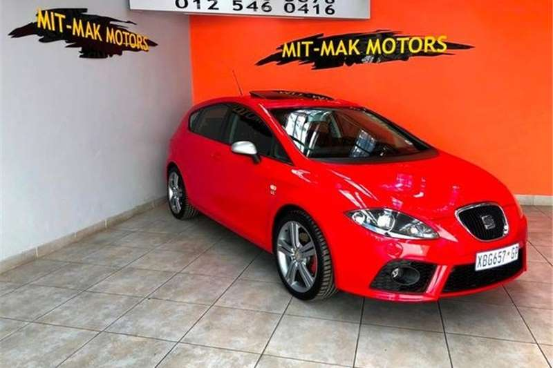 Bardzo dobry 2008 Seat Leon 2.0TFSI FR Cars for sale in Gauteng | R 129 900 on YQ56