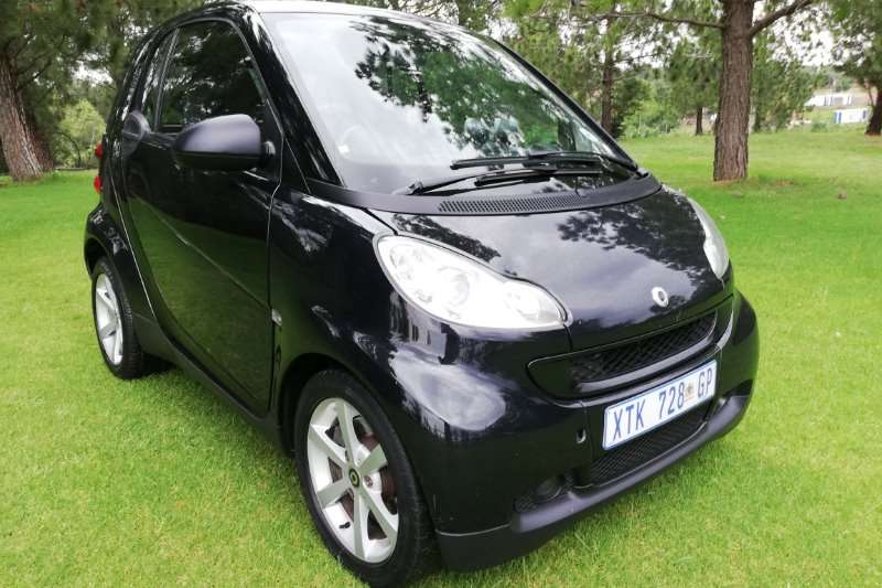 2008 Smart Coupe
