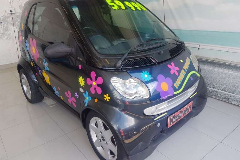 Smart Coupe City 2002