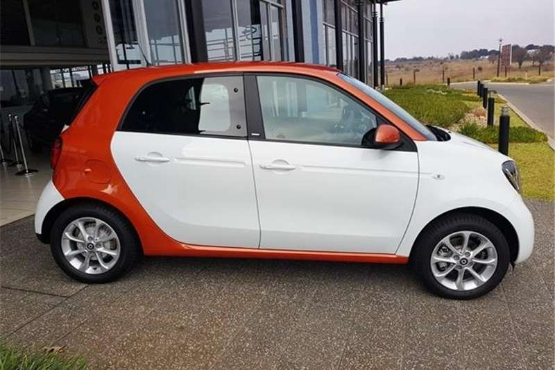 Smart Forfour passion 2018