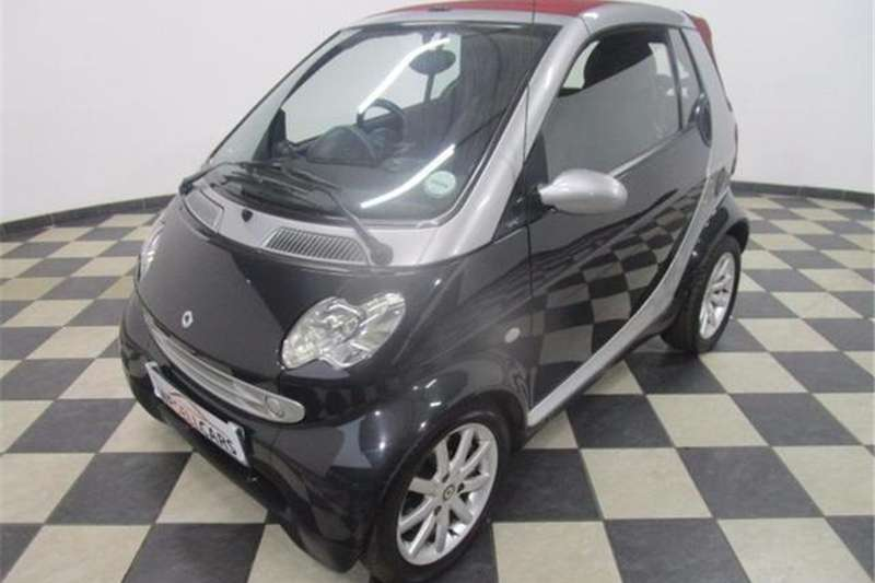 2005 Smart Fortwo Fortwo Cabrio Passion Softouch Cars For Sale In