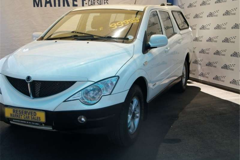 2009 Ssangyong Actyon Sports