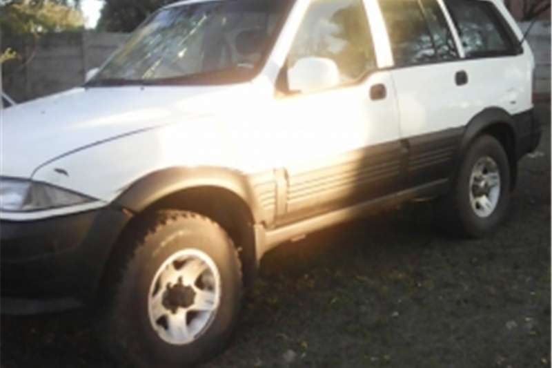Ssangyong Musso 4×4 0