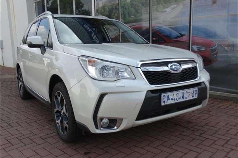 Subaru Forester 2.0 XT 2014